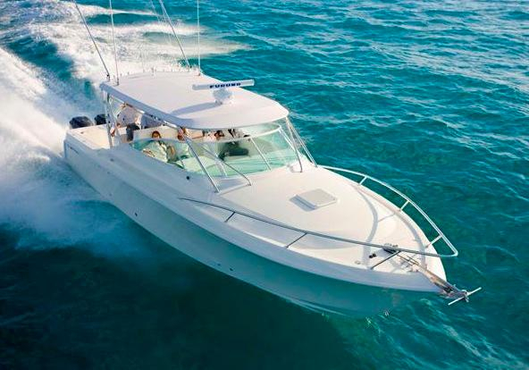 New Contender 40 Express Cruiser Boat For Sale