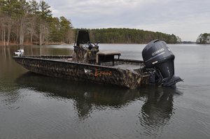 New Excel 220 Bay Pro Max-4 Camo Bay Boat For Sale