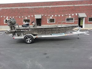 New Gator Tail 1854 Extreme Center Console Aluminum Fishing Boat For Sale