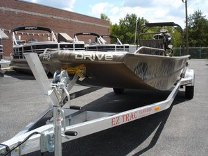 New Pro-Drive 18x54 TDX CC Timber Deck Aluminum Fishing Boat For Sale