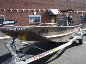 New Pro-Drive 1854 Center Console Aluminum Fishing Boat For Sale