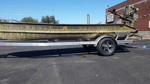 New Gator Trax 16x44 Hunt Deck Aluminum Fishing Boat For Sale