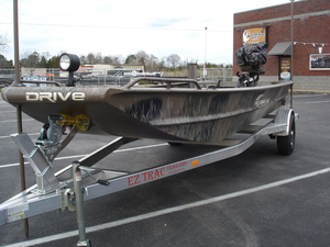 New Pro-Drive 17x54 X Series Aluminum Fishing Boat For Sale