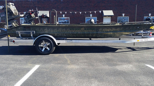 New Gator Trax 17X54 Hybrid Sport Huntdeck Aluminum Fishing Boat For Sale