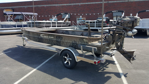 New Pro-Drive 18x54 TDX Timber Deck Aluminum Fishing Boat For Sale