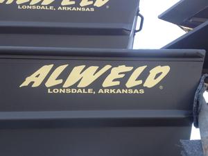 New Alweld 1544 VV LA Aluminum Fishing Boat For Sale