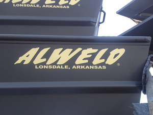 New Alweld 1444 VV LA Aluminum Fishing Boat For Sale