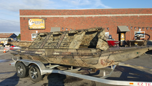 New Phowler 1856 Mega Prowler Phil Robertson Duck Commander Ed. Aluminum Fishing Boat For Sale