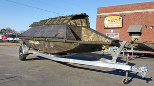 New Phowler 1960 Extreme Hunt Deck Series Aluminum Fishing Boat For Sale