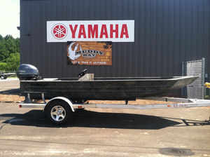 New Alweld 1648 Marsh Series Aluminum Fishing Boat For Sale