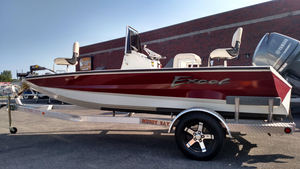 New Excel 183 Bay Pro Exceleration Bay Boat For Sale