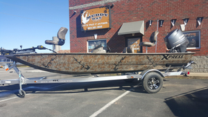 New Xpress XP180 Bass Boat For Sale