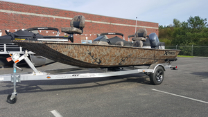New Xpress XP170 Bass Boat For Sale
