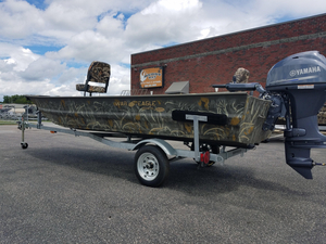 New War Eagle Freshwater Fishing Boat For Sale