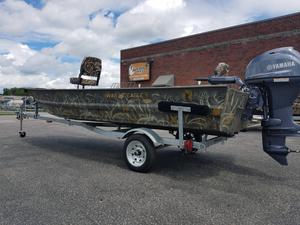 New War Eagle 648 LDV Freshwater Fishing Boat For Sale