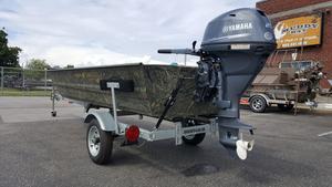 New War Eagle 542 FLD Aluminum Fishing Boat For Sale