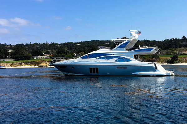 Used Azimut 60 Flybridge Boat For Sale