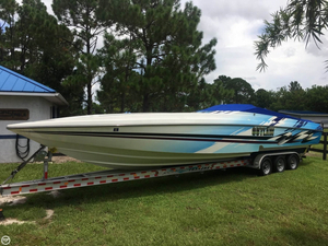 Used Active Thunder 37 High Performance Boat For Sale