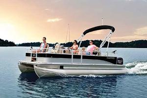 New Harris Omni FS 160 Pontoon Boat For Sale