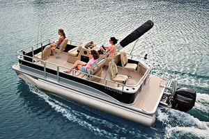 New Harris Omni FS 180 Pontoon Boat For Sale