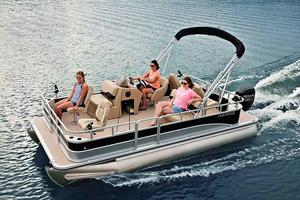 New Harris Omni FS 200 Pontoon Boat For Sale