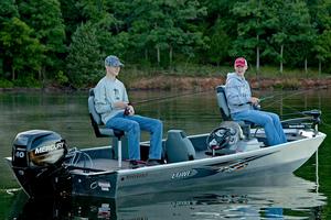 New Lowe Stryker 17 Bass Boat For Sale