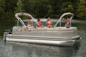 New Lowe SS230 Pontoon Boat For Sale