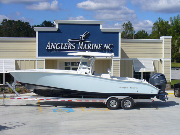 New Cape Horn 31 TOURNAMENT Center Console Fishing Boat For Sale