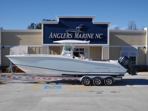 New Cape Horn 32 Center Console Fishing Boat For Sale