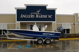 New Epic 22SC Bay Boat For Sale