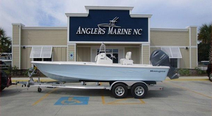 New Ranger 220 Bahia Bay Boat For Sale