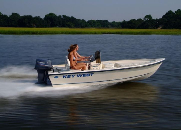 New Key West 1520 CC Center Console Fishing Boat For Sale