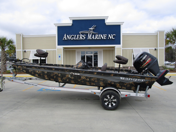 New Ranger RT188 Aluminum Fishing Boat For Sale
