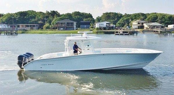 New Cape Horn 36 XS Center Console Fishing Boat For Sale