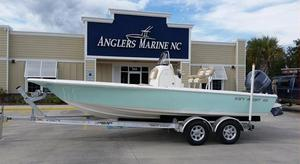 New Key West 230 Bay Reef Saltwater Fishing Boat For Sale
