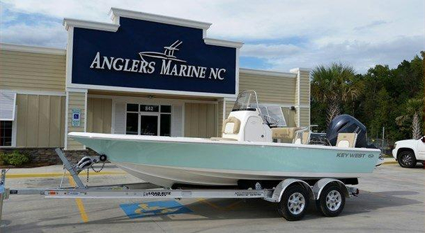 New Key West 210 Bay Reef Bay Boat For Sale