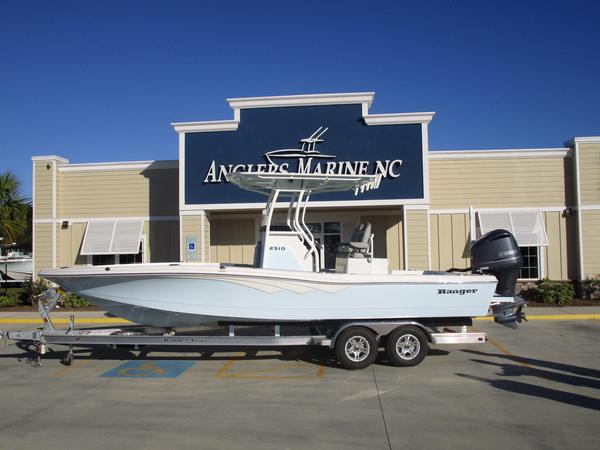 New Ranger 2510 Bay Ranger Bay Boat For Sale