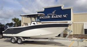New Sea Fox 266 Commander Center Console Fishing Boat For Sale