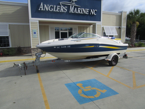 Used Sea Ray 185 Sport Dual Console Boat For Sale