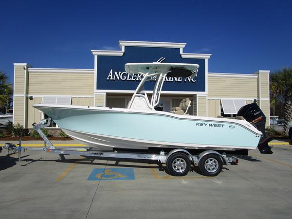 New Key West 239 FS239 FS Saltwater Fishing Boat For Sale