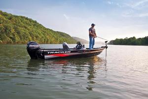 New Tracker Super Guide V-16 SC Freshwater Fishing Boat For Sale