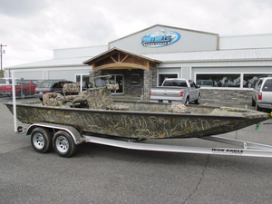 New War Eagle 2170 Blackhawk Jon Boat For Sale