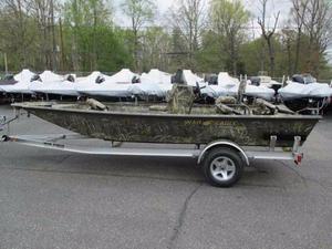 New War Eagle 961 Blackhawk Jon Boat For Sale