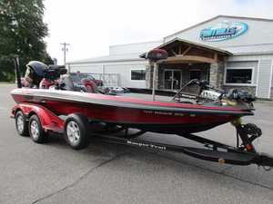 Used Ranger Boats Z Comanche Z520C Bass Boat For Sale