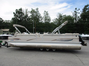 Used Princecraft 26 Versailles Pontoon Boat For Sale