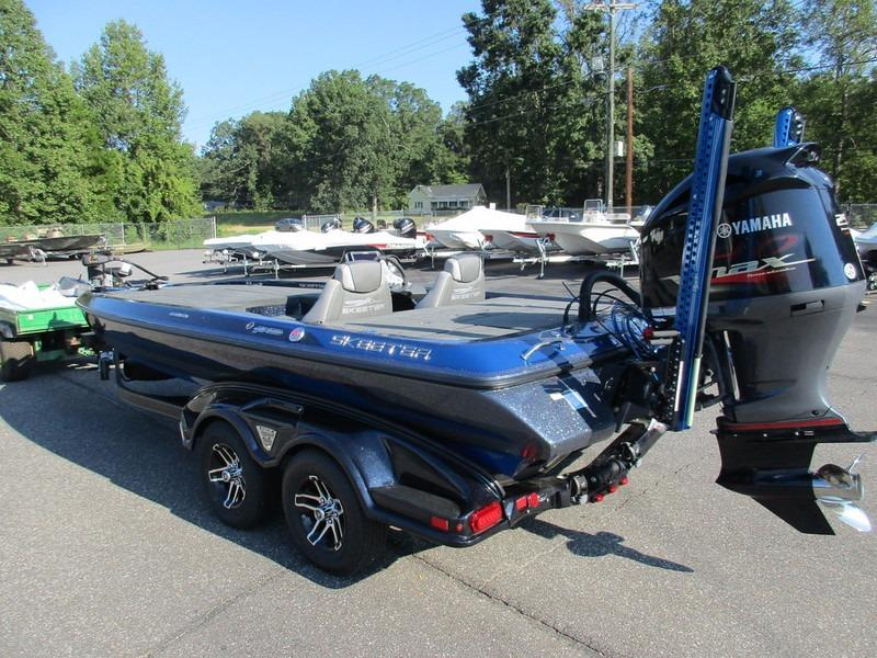 2017 New Skeeter FX21 LE Bass Boat For Sale - $67,995 ...