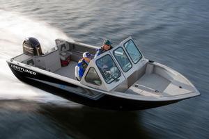New Crestliner 1850 Commander Aluminum Fishing Boat For Sale