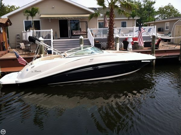 Used Sea Ray 260 Sun Deck Boat For Sale