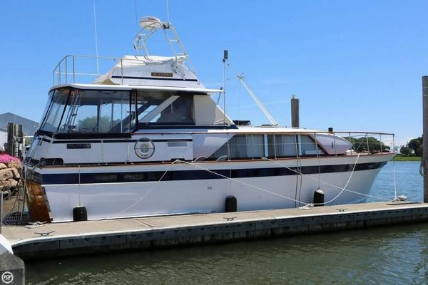 Used Chris-Craft 45 Constellation Aft Cabin Boat For Sale