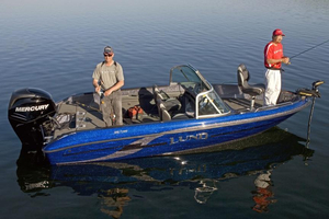 New Lund 186 Tyee GL Ski and Fish Boat For Sale
